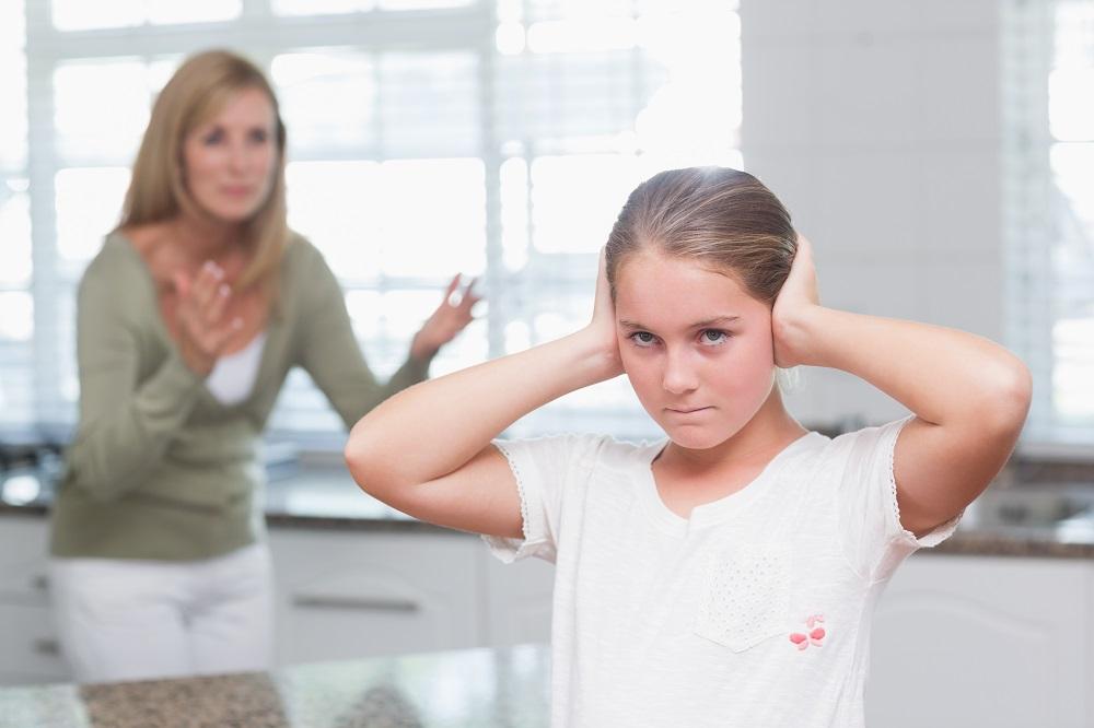 中学受験/親の叱咤激励の影響